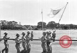 Image of Japanese victory march Manila Philippines, 1942, second 47 stock footage video 65675050783