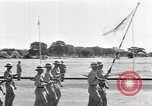 Image of Japanese victory march Manila Philippines, 1942, second 48 stock footage video 65675050783