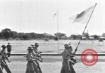 Image of Japanese victory march Manila Philippines, 1942, second 49 stock footage video 65675050783