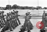 Image of Japanese victory march Manila Philippines, 1942, second 51 stock footage video 65675050783