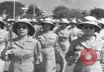 Image of Japanese victory march Manila Philippines, 1942, second 55 stock footage video 65675050783