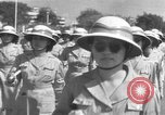 Image of Japanese victory march Manila Philippines, 1942, second 56 stock footage video 65675050783