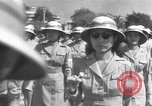 Image of Japanese victory march Manila Philippines, 1942, second 57 stock footage video 65675050783