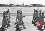 Image of Japanese victory march Manila Philippines, 1942, second 58 stock footage video 65675050783