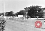 Image of Japanese victory march Manila Philippines, 1942, second 62 stock footage video 65675050783