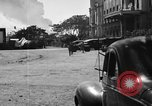 Image of Japanese shelling Manila Philippines, 1945, second 21 stock footage video 65675050787