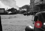 Image of Japanese shelling Manila Philippines, 1945, second 22 stock footage video 65675050787