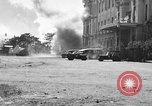 Image of Japanese shelling Manila Philippines, 1945, second 48 stock footage video 65675050787