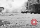 Image of Japanese shelling Manila Philippines, 1945, second 53 stock footage video 65675050787