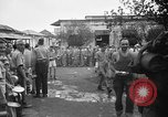 Image of Santo Tomas Concentration Camp Manila Philippines, 1945, second 11 stock footage video 65675050788