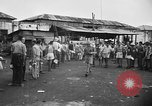 Image of Santo Tomas Concentration Camp Manila Philippines, 1945, second 20 stock footage video 65675050788