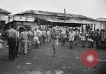 Image of Santo Tomas Concentration Camp Manila Philippines, 1945, second 21 stock footage video 65675050788