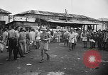 Image of Santo Tomas Concentration Camp Manila Philippines, 1945, second 22 stock footage video 65675050788
