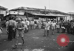Image of Santo Tomas Concentration Camp Manila Philippines, 1945, second 23 stock footage video 65675050788