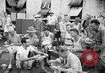 Image of Santo Tomas Concentration Camp Manila Philippines, 1945, second 25 stock footage video 65675050788