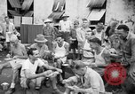 Image of Santo Tomas Concentration Camp Manila Philippines, 1945, second 26 stock footage video 65675050788