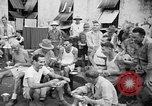 Image of Santo Tomas Concentration Camp Manila Philippines, 1945, second 27 stock footage video 65675050788
