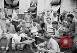 Image of Santo Tomas Concentration Camp Manila Philippines, 1945, second 29 stock footage video 65675050788