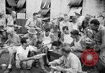 Image of Santo Tomas Concentration Camp Manila Philippines, 1945, second 30 stock footage video 65675050788