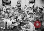 Image of Santo Tomas Concentration Camp Manila Philippines, 1945, second 32 stock footage video 65675050788