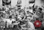 Image of Santo Tomas Concentration Camp Manila Philippines, 1945, second 33 stock footage video 65675050788