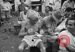 Image of Santo Tomas Concentration Camp Manila Philippines, 1945, second 45 stock footage video 65675050788