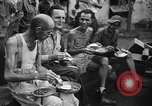Image of Santo Tomas Concentration Camp Manila Philippines, 1945, second 48 stock footage video 65675050788