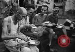 Image of Santo Tomas Concentration Camp Manila Philippines, 1945, second 50 stock footage video 65675050788