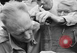 Image of Santo Tomas concentration camp Manila Philippines, 1945, second 23 stock footage video 65675050789