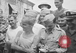 Image of Santo Tomas concentration camp Manila Philippines, 1945, second 46 stock footage video 65675050789