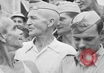 Image of Santo Tomas concentration camp Manila Philippines, 1945, second 49 stock footage video 65675050789