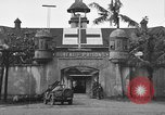 Image of Santo Tomas concentration camp Manila Philippines, 1945, second 20 stock footage video 65675050792