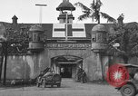 Image of Santo Tomas concentration camp Manila Philippines, 1945, second 24 stock footage video 65675050792