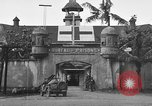 Image of Santo Tomas concentration camp Manila Philippines, 1945, second 25 stock footage video 65675050792