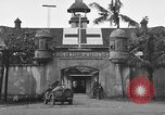 Image of Santo Tomas concentration camp Manila Philippines, 1945, second 26 stock footage video 65675050792
