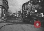 Image of Santo Tomas concentration camp Manila Philippines, 1945, second 40 stock footage video 65675050792