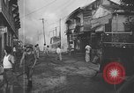 Image of Santo Tomas concentration camp Manila Philippines, 1945, second 45 stock footage video 65675050792