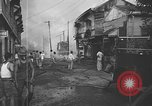 Image of Santo Tomas concentration camp Manila Philippines, 1945, second 46 stock footage video 65675050792