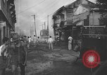 Image of Santo Tomas concentration camp Manila Philippines, 1945, second 47 stock footage video 65675050792