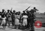 Image of Santo Tomas concentration camp Manila Philippines, 1945, second 6 stock footage video 65675050796