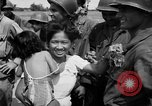 Image of Santo Tomas concentration camp Manila Philippines, 1945, second 15 stock footage video 65675050796