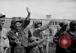 Image of Santo Tomas concentration camp Manila Philippines, 1945, second 22 stock footage video 65675050796