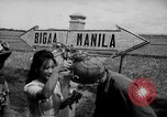 Image of Santo Tomas concentration camp Manila Philippines, 1945, second 34 stock footage video 65675050796