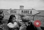 Image of Santo Tomas concentration camp Manila Philippines, 1945, second 36 stock footage video 65675050796