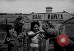 Image of Santo Tomas concentration camp Manila Philippines, 1945, second 37 stock footage video 65675050796