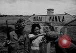 Image of Santo Tomas concentration camp Manila Philippines, 1945, second 38 stock footage video 65675050796