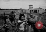 Image of Santo Tomas concentration camp Manila Philippines, 1945, second 39 stock footage video 65675050796