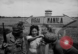 Image of Santo Tomas concentration camp Manila Philippines, 1945, second 41 stock footage video 65675050796