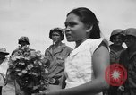Image of Santo Tomas concentration camp Manila Philippines, 1945, second 51 stock footage video 65675050796