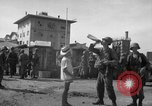 Image of Santo Tomas concentration camp Manila Philippines, 1945, second 26 stock footage video 65675050798